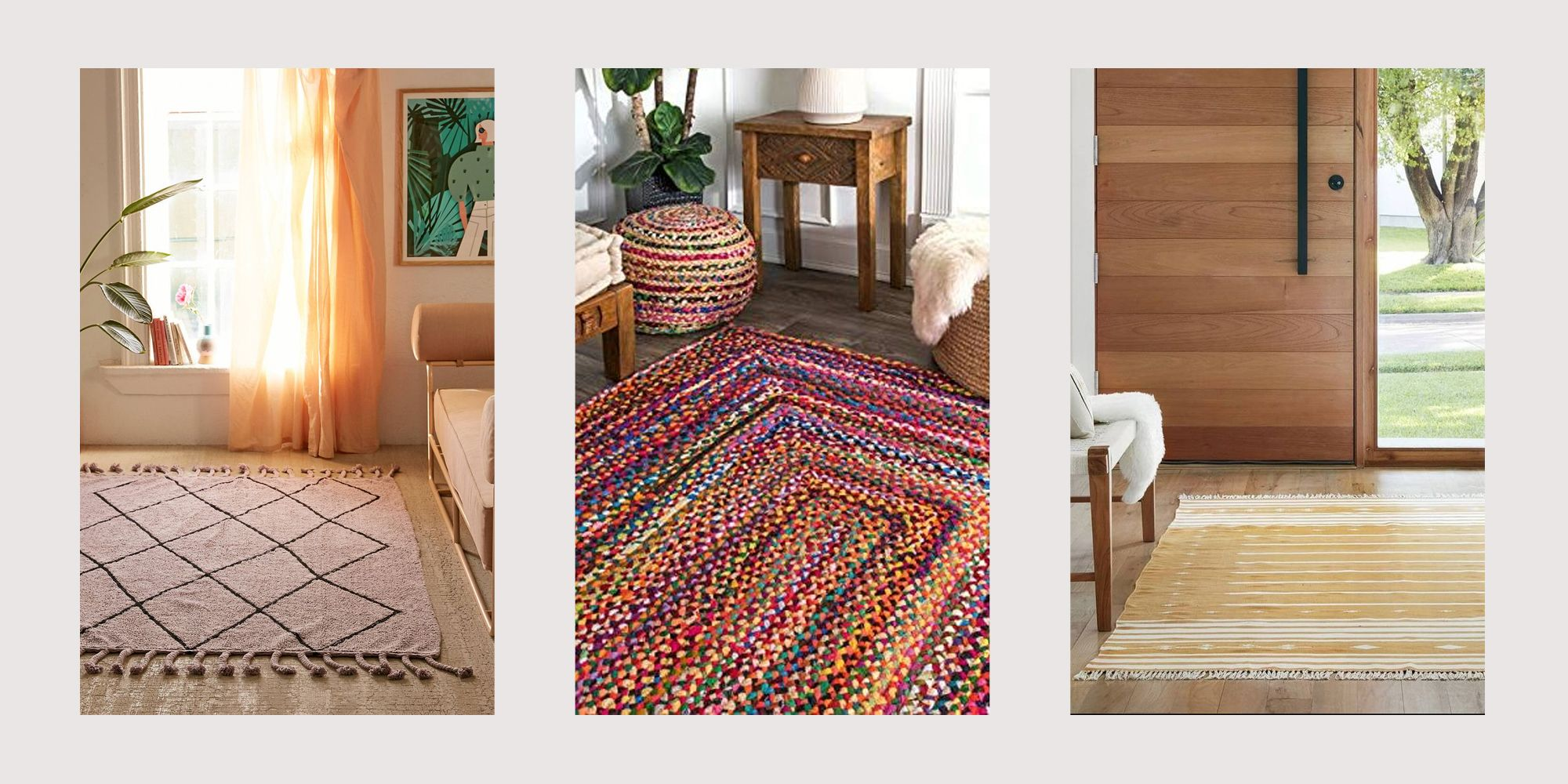 The 12 Best Washable Rugs to Handle All Your Messes in Style