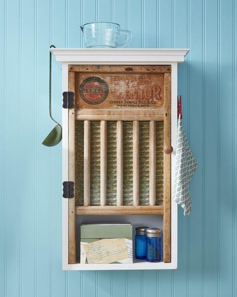 washboard cabinet