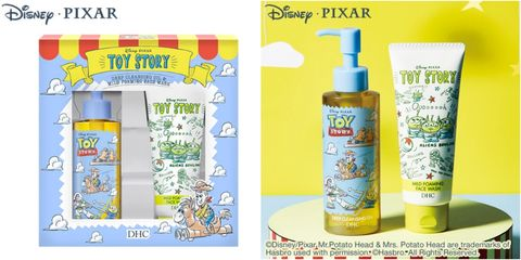 DHCx玩具總動員深層卸粧油