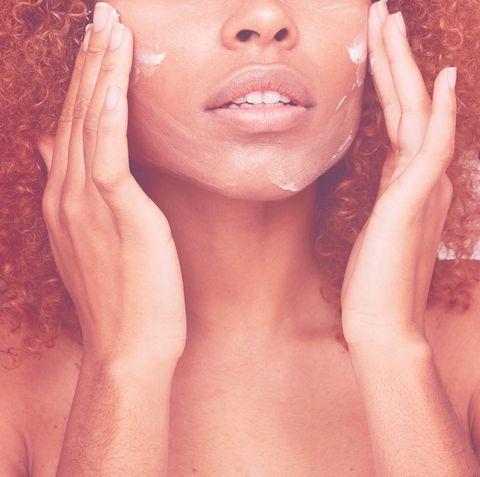 Face, Hair, Skin, Beauty, Lip, Chin, Head, Nose, Close-up, Blond,