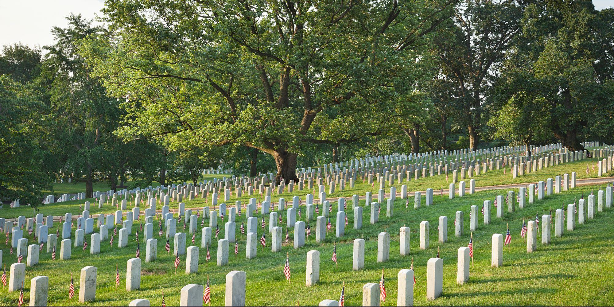 Arlington National Cemetery,Washington, D.C.