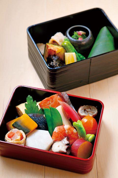 鷲尾町 ほたる 昼のお弁当