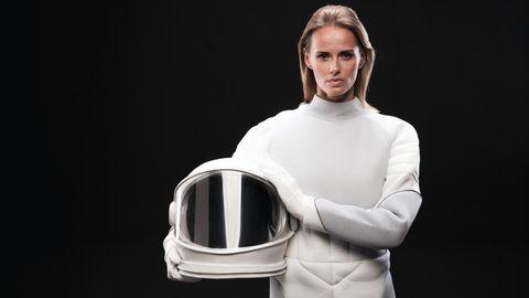 vrouwelijke-astronaut-ongesteld