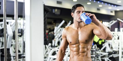 Muscle, Shoulder, Bodybuilding, Barechested, Abdomen, Chest, Bodybuilder, Arm, Physical fitness, Gym,