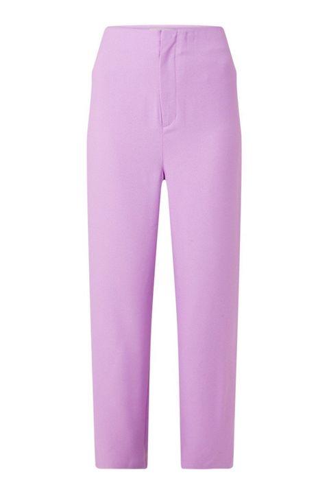 Clothing, Purple, Violet, Pink, Trousers, Active pants, sweatpant, Sportswear, Pocket, Jeans,