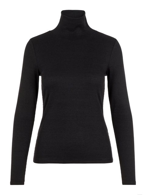 Clothing, Black, Sleeve, Neck, Outerwear, Sweater, Long-sleeved t-shirt, Wool, Shoulder, Jersey,