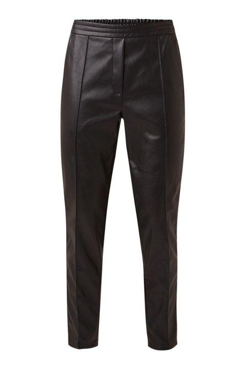 Clothing, Black, Trousers, Sportswear, Pocket, Textile, Jeans, Active pants, Leather, sweatpant,