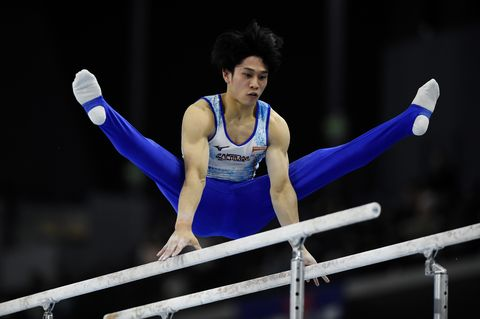 Artistic Gymnastics NHK Trophy - Day 2 谷川航