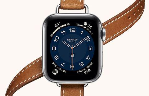 apple watch hermès第六代