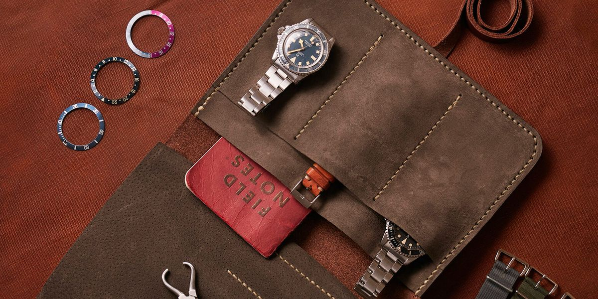 The Ultimate Guide to Watches and Travel - cover