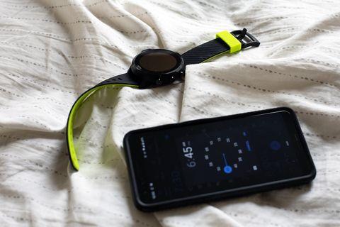 sleep tracking watch