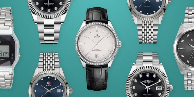 watches with diamonds