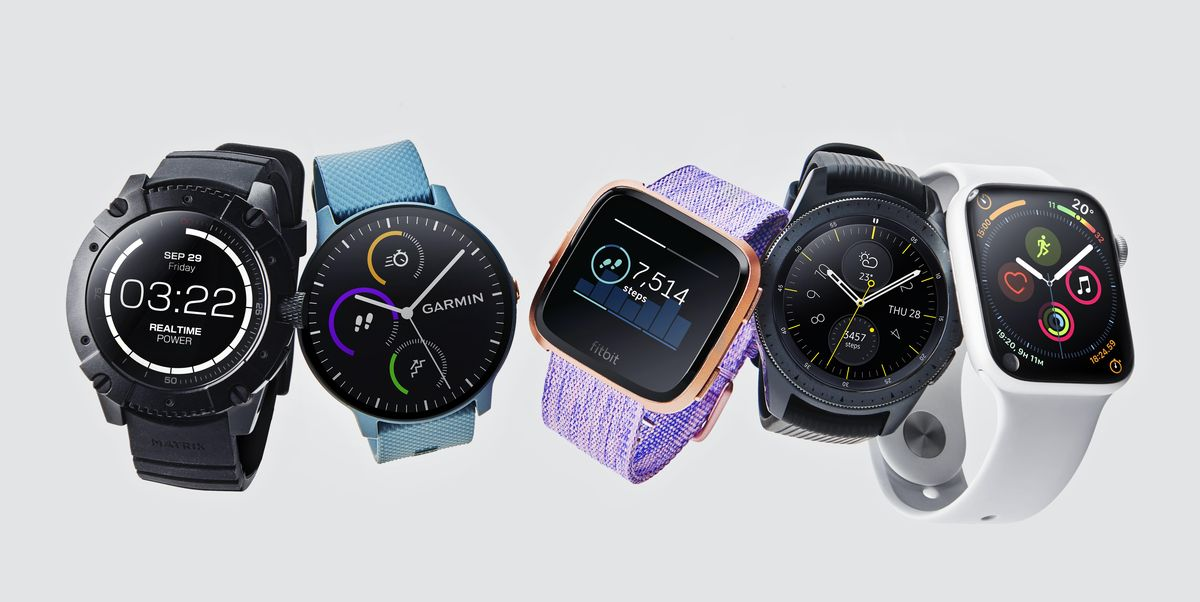 5 of 2019's best smartwatches, reviewed