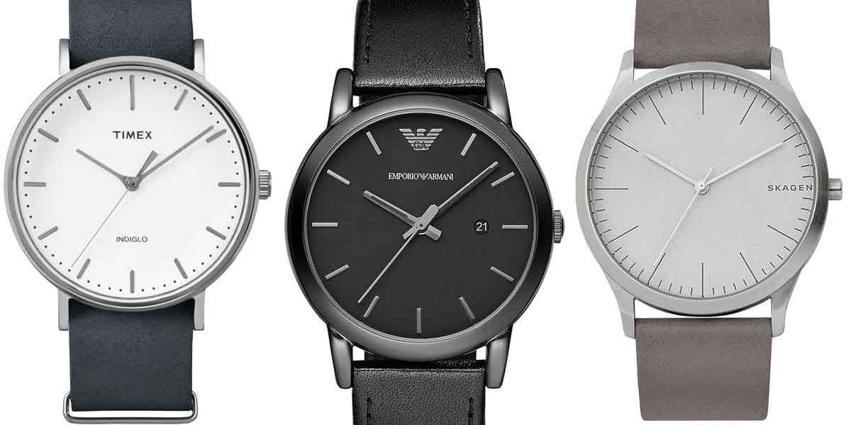 10 Affordable Watches That Look Much More Expensive Than They Are