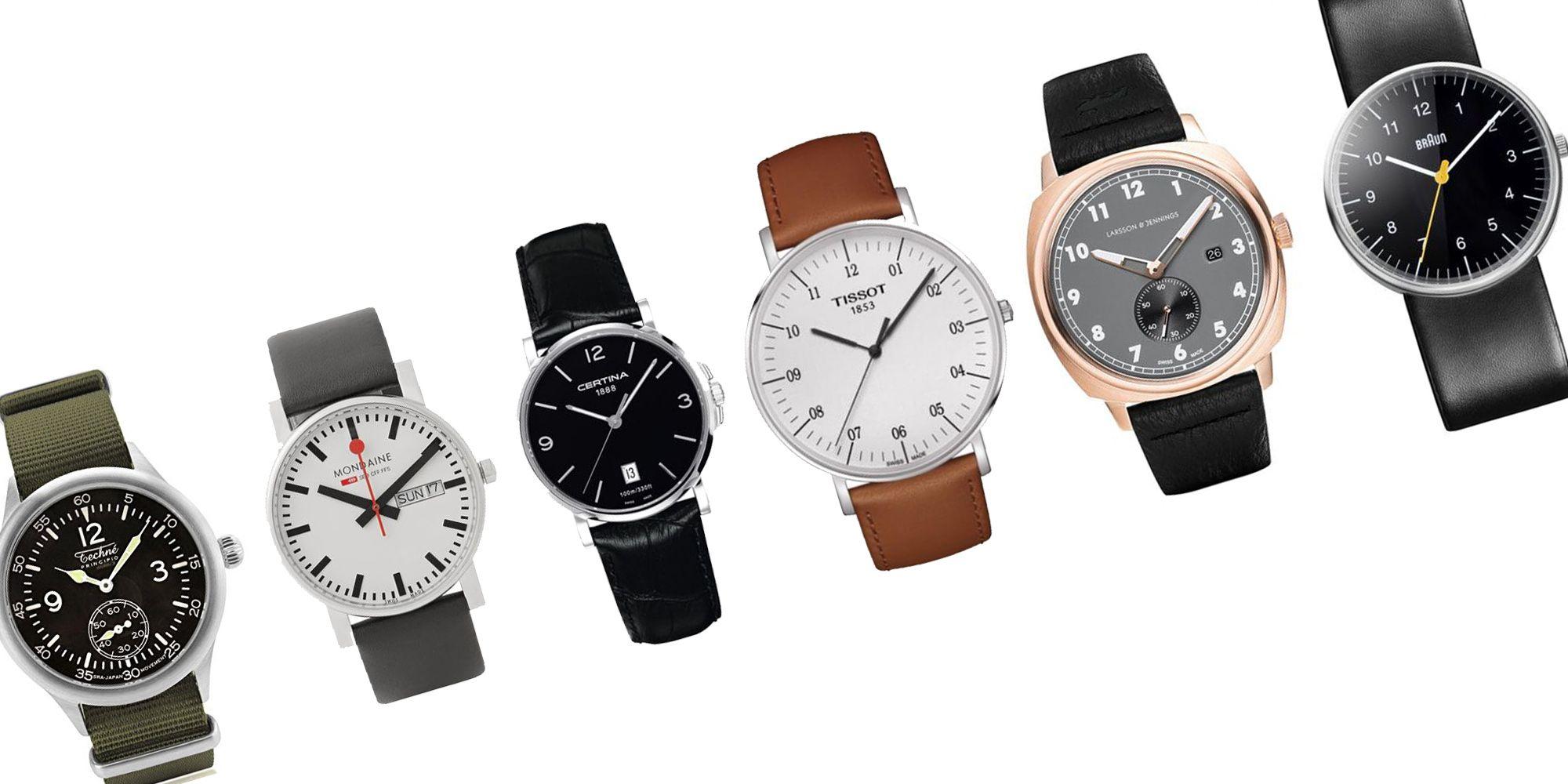 12 Great Watches Under 300