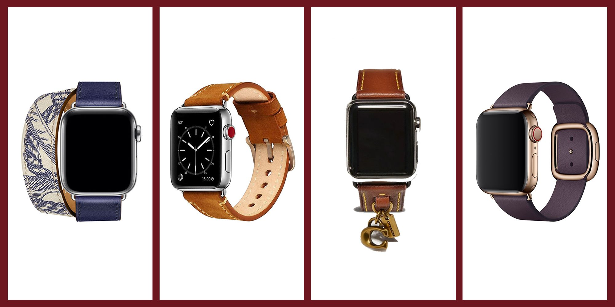 The Best Luxury Bands for Apple Watches
