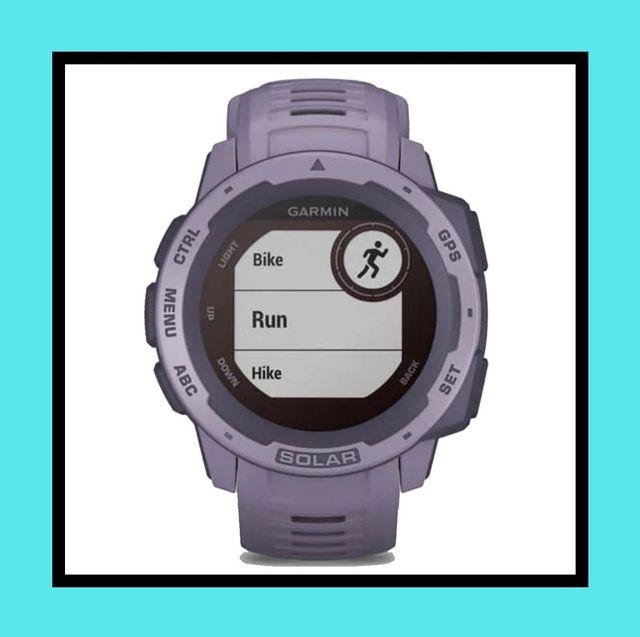 garmin solar powered watches