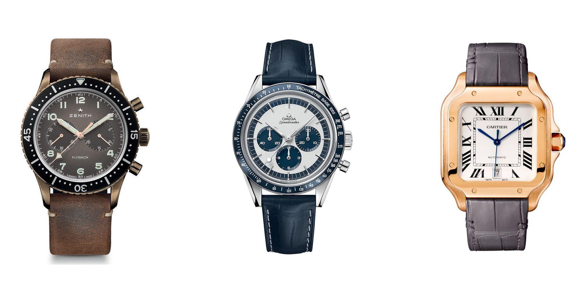 1c48b390c9eb9 The Best Luxury Watches Of 2018