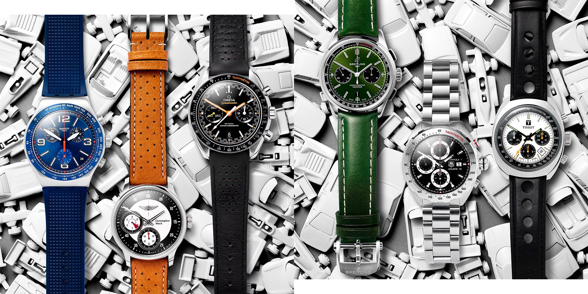 6 Racing-Inspired Watches To Rev-Up Your Summer Style