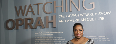 Watching Oprah Smithsonian Exhibition