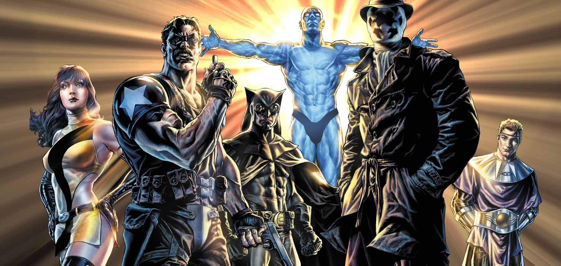 How the Original Watchmen Heroes Will Appear in Damon Lindelof's New HBO Series
