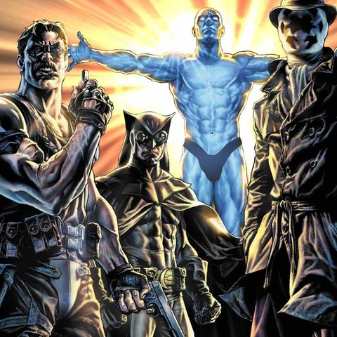 Will Original Watchmen Characters Be In The Hbo Series Will