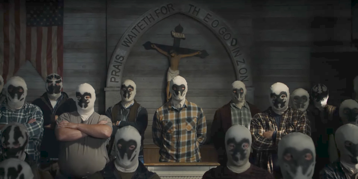 El motivo por el que 'Watchmen' escogió la masacre de Tulsa