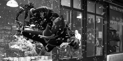 Watchmen Will Reeves Justicia Encapuchada