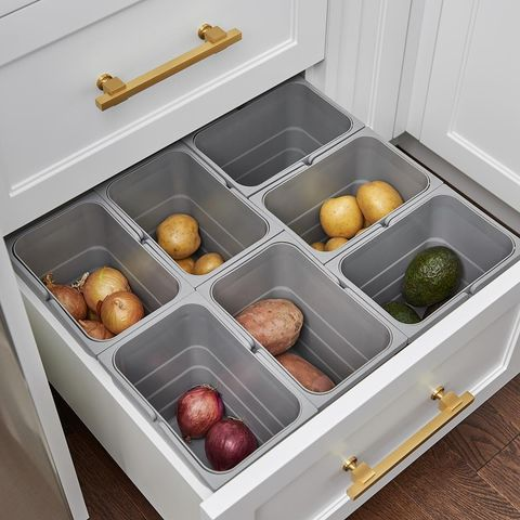 13 Best Kitchen Cabinet Drawers - Clever Ways to Organize ...