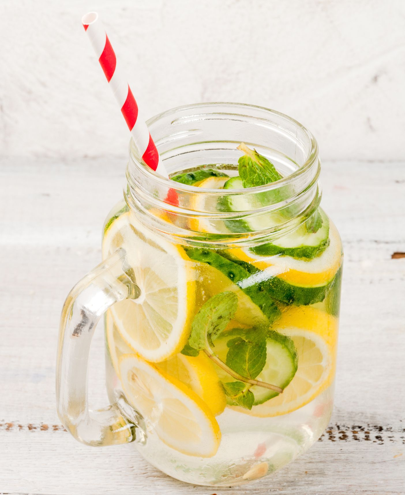 Infused refreshing waters