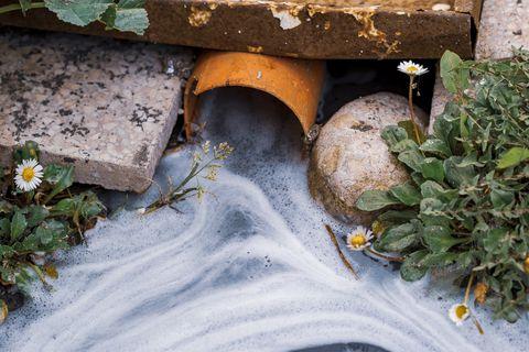water drain tube