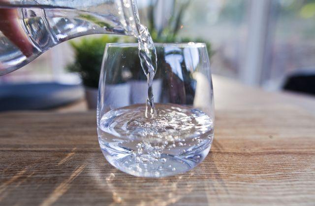 water drinken is gezond voor je ook voor hardlopers