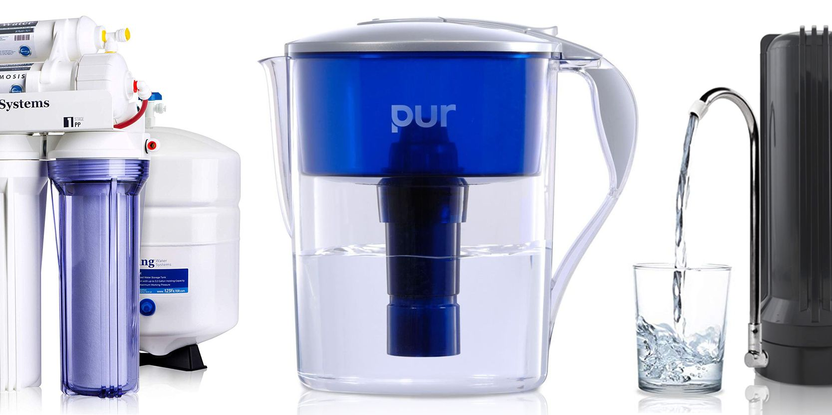 Best Home Water Filters - 8 Best Water Purifiers for Clean Water