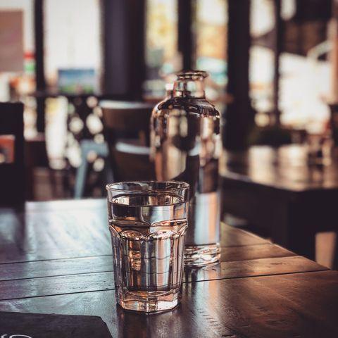 water-glas-drinken-meer