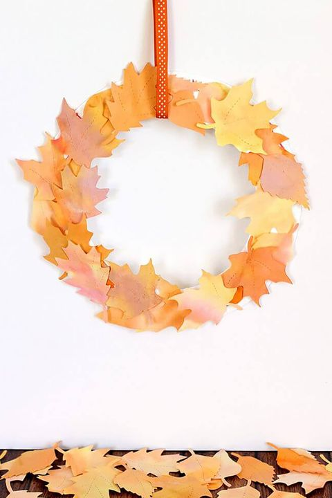 24 Easy Fall Crafts - Fun Ideas for Autumn Crafts