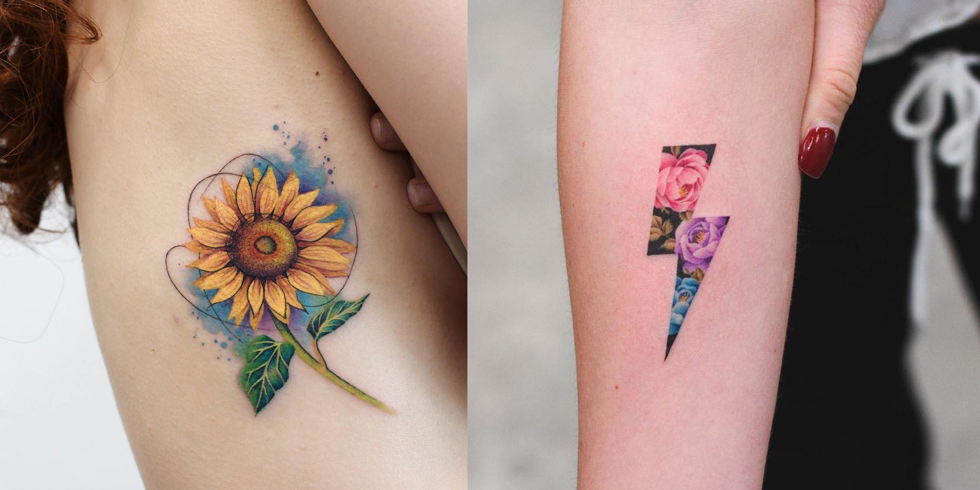 20 Best Watercolor Tattoo Ideas and Designs for 2020