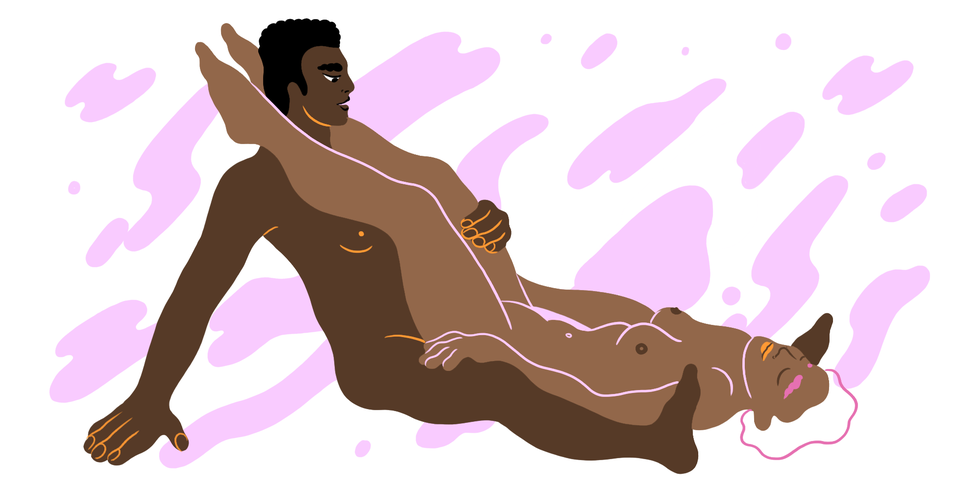 4 sex positions with a twist for when you're feeling fancy