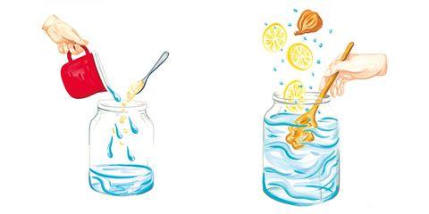 recept waterkefir maken