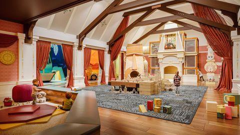 Room, Property, Interior design, Building, Living room, Ceiling, Home, House, Estate, Furniture,