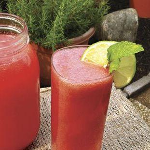 men's health cocktails watermelon punch