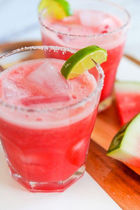 watermelon drinks margarita mocktails