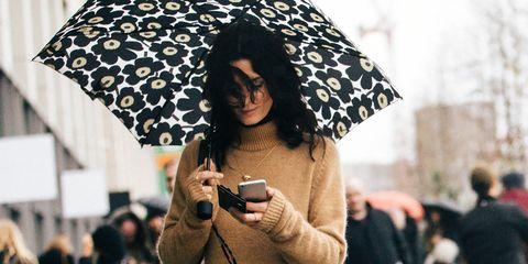 Street fashion, Snapshot, Fashion, Umbrella, Headgear, Fashion accessory, Photography, Eyewear, Hat, Sunglasses,