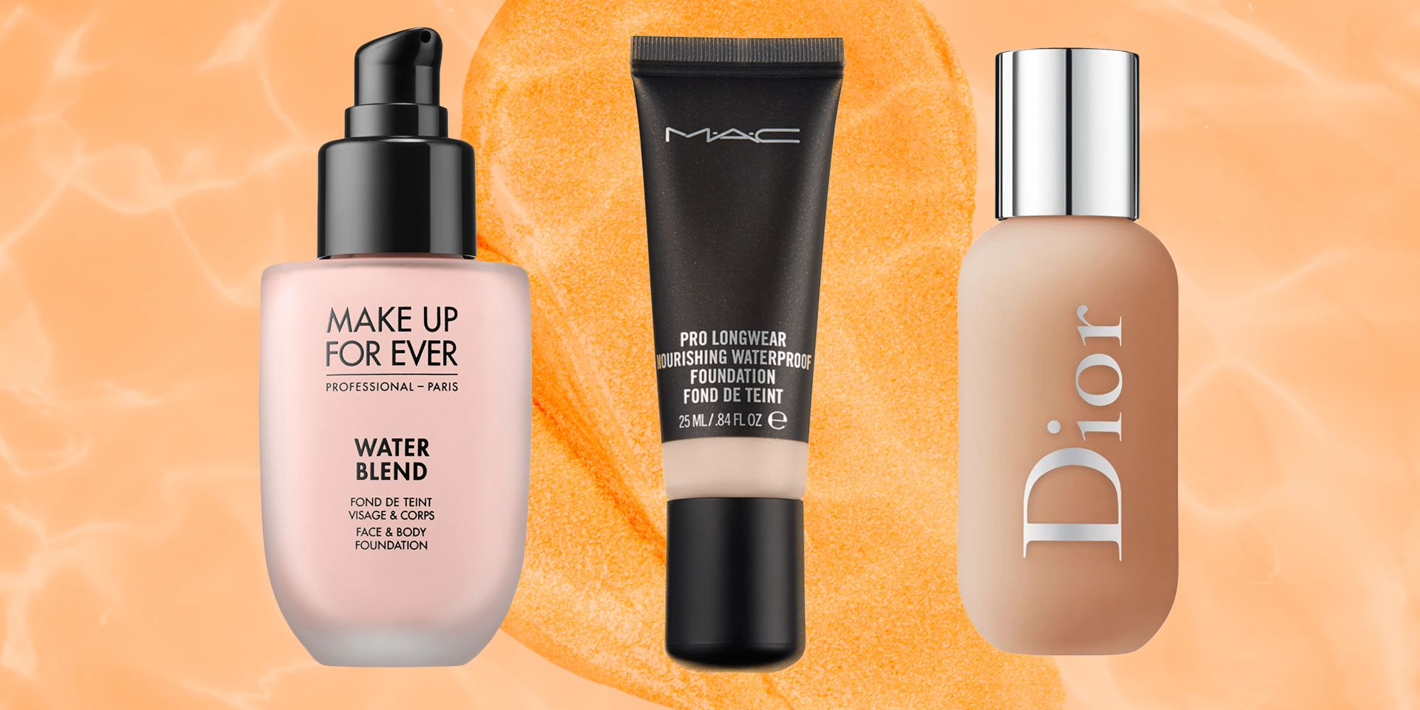 7 Best Waterproof Foundation Brands Sweat Proof Face Makeup