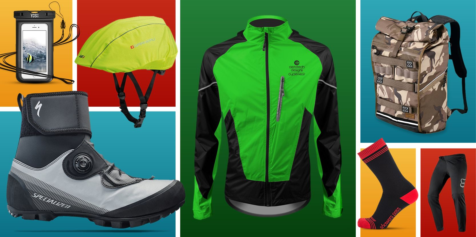Waterproof Clothing for Cyclists - Cycling in the Rain c42bd8b40