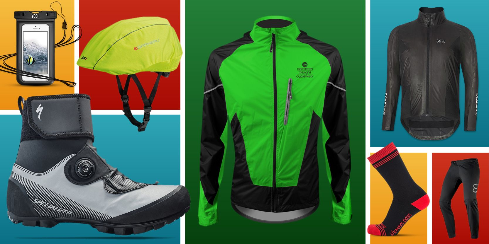 8332e2b27552 Waterproof Clothing for Cyclists - Cycling in the Rain