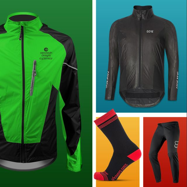 45a78328f Waterproof Clothing for Cyclists - Cycling in the Rain