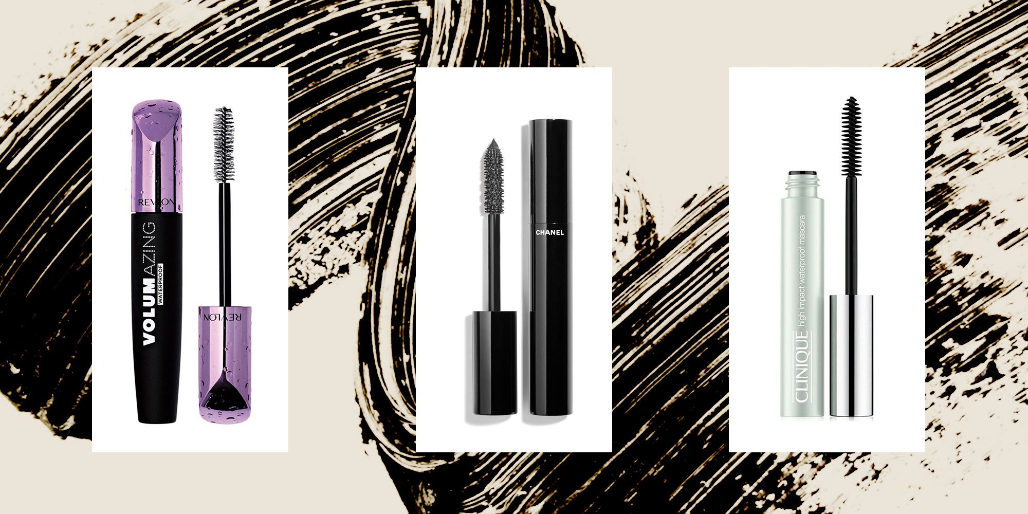 fb7652d58ed 12 Best Waterproof Mascaras - Long-Lasting Waterproof Mascara Formulas