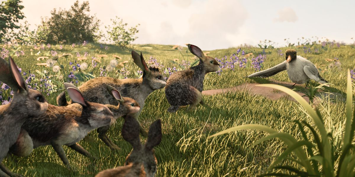 Watership Down 2018: The cast and their characters