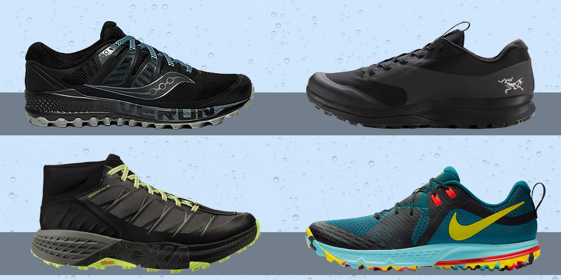 10 Best Waterproof Running Shoes 2019 For Fall, Winter and