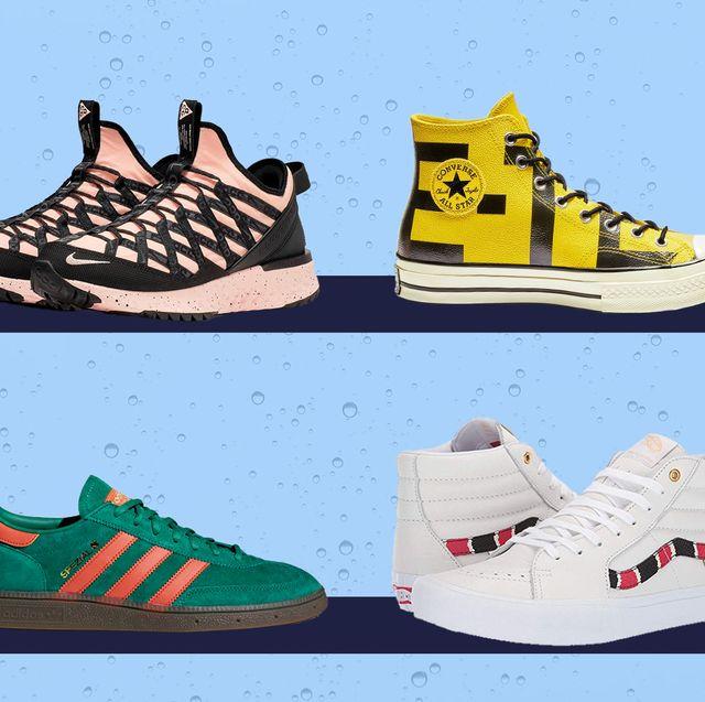 9b23b1fd690 11 Best Waterproof Sneakers - Water-Resistant Shoes for Rain